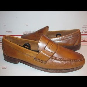 Allen Edmonds Cavanaugh Penny Loafers size 12 E